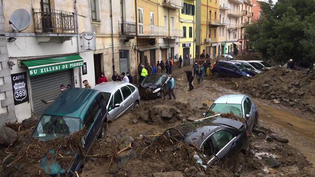 Bitti alluvione