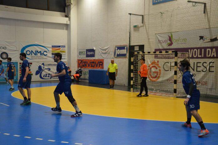 Pallamano Serie A2 Genea Handball Lanzara bis