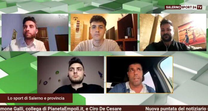 Ciro De Cesare SalernoSport24