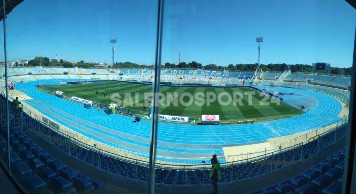 Pescara-Salernitana-Adriatico-Pagelle