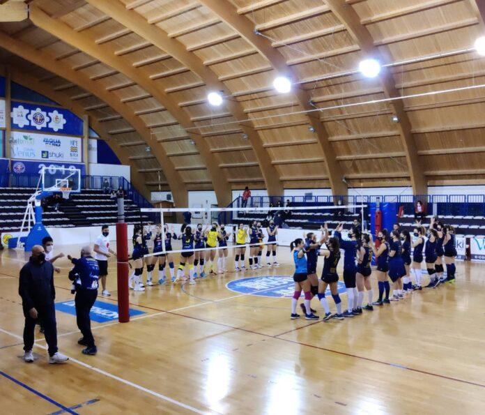Volley Project pontecagnano vs Salerno Guiscards