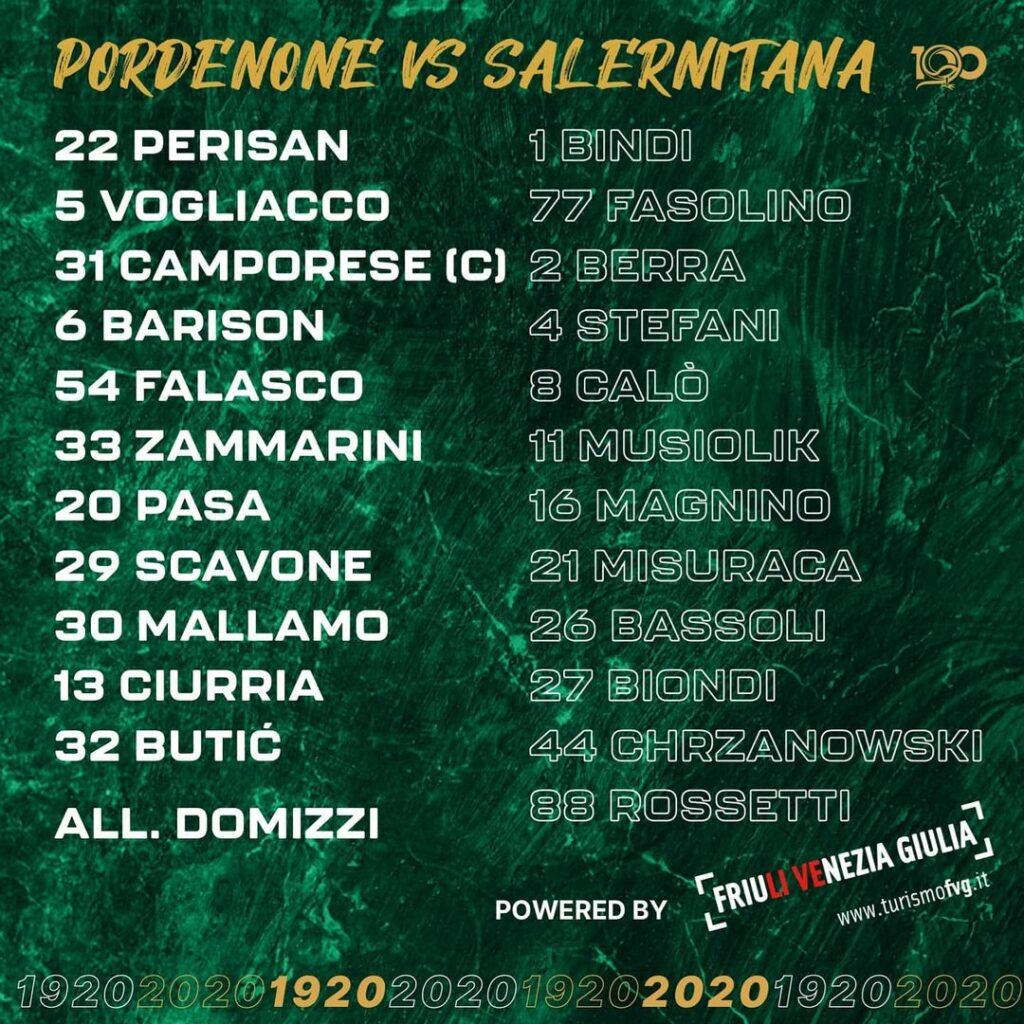 pordenone-salernitana