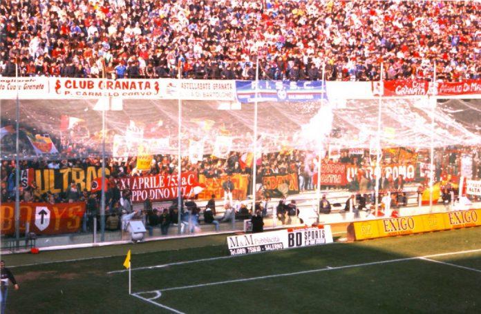 Salernitana Roma 1999