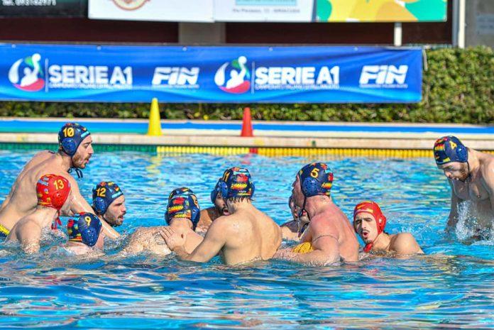 Coppa Italia A1 Rari Nantes Nuoto Salerno